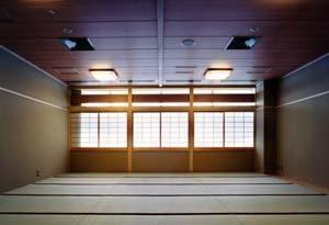 和室 (調布市文化会館たづくり内)写真