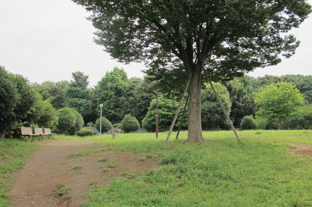 凸凹山児童公園の写真