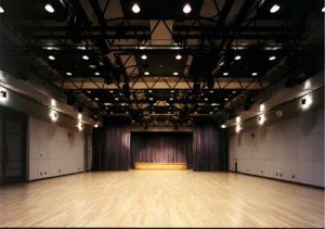 むらさきホール(調布市文化会館たづくり内)写真